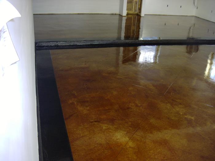 concrete acid stain garage floor 2017 2018 best cars